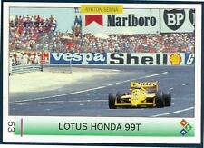 "PMC-AYRTON SENNA ""MAGIC SENNA"" F1- #053-LOTUS HONDA 99T-LE CASTELLET-FRANCE"