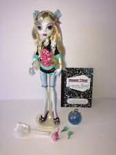 Monster High Lagoona Blue First Wave Htf
