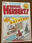 MENSCH, HERBERT! - vergriffener BAND Nummer 6 - sehr rar - ERSTAUFLAGE-NEUWERTIG