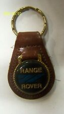RANGE ROVER LEATHER KEY CHAIN