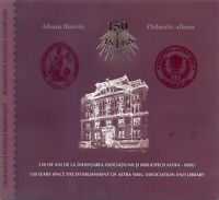 RUMANIEN   2011 ALBUM  WITH BLOCK ASTRA SIBIU  WITH GOLD POSTFRISH. TIRAGE 800
