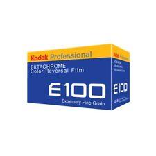 Kodak EKTACHROME E100 Professional Color Film - NEW 2018 Film
