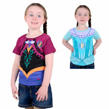 Elsa Short Sleeve T-Shirts (2-16 Years) for Girls