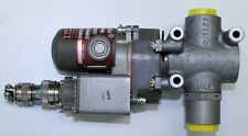 Valve Hydraulic selector electric motor 24vdc operated, ITT, Aerospace. nos.