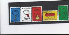 Lot 1969 Niederlande/ Netherlands/ Holland Mi.Nr. 928 - 932 / NVPH 932 - 936 **