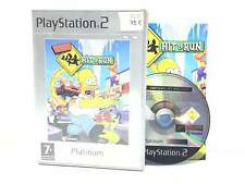 JUEGO PS2 THE SIMPSONS HIT AND RUN PLATINUM PS2 5836476