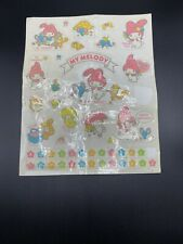 My Melody Sticker sheet