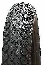 NEW 350-10 TUBE TYPE SCOOTER TYRE VESPA LAMBRETTA FRONT/REAR FITMENT E-MARKED