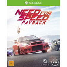 Need for Speed: Payback (Xbox One, 2017)