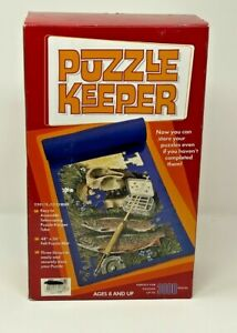 Puzzle Keeper - Go classic games micro-fiber Puzzle storage matt with straps B2