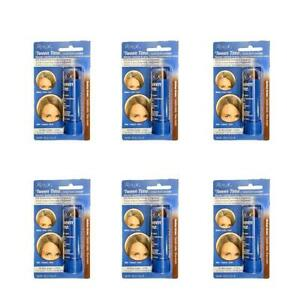 Roux Tween-Time Crayon Medium Brown (6 Pack)