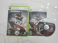 Tom Clancy's Splinter Cell Conviction Xbox 360 Game Complete Free S/H