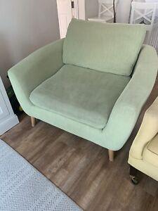 NEXT Snuggle Chair Small Sofa