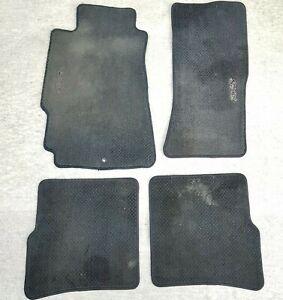2009-2011 MAZDA RX-8 Series 2 Carpet Floor Mats Complete Set Of 4 09-11 R3