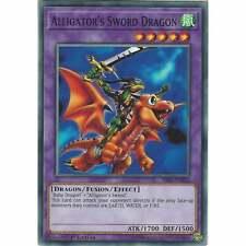 Yu-Gi-Oh! TCG: Alligator's Sword Dragon - SS02-ENB22 - Speed Duel Common 1st Ed