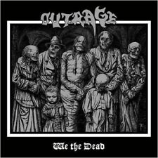 OUTRAGE - We The Dead CD