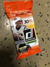 2018 Donruss Football 30 Card Fatpack Lamar Jackson, Barkley, Baker Mayfield RC?