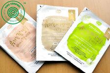 Whamisa Organic Facial Mask 33g x 3 (Flowers&AloeVera+Fruits&Tomato+Seeds&Rice)