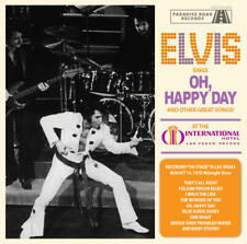 Elvis Collectors CD - Elvis Sings Oh Happy Day