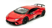 Lamborghini Huracan Performante Red 1:18 Model Car Maisto Special Edition, New