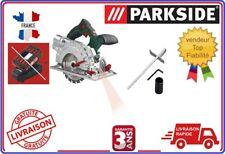 PARKSIDE Scie circulaire sans fil PHKSA 20-Li A2 20V Sans Chargeur Sans Batterie