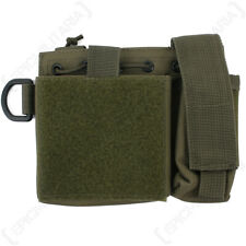 MOLLE Admin Pouch - Army Military Webbing Bag Case Carrier Airsoft Paintball New