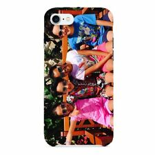 Custom Personalized Picture Photo White Plastic Snap Case Cover Fits iPhone 7++