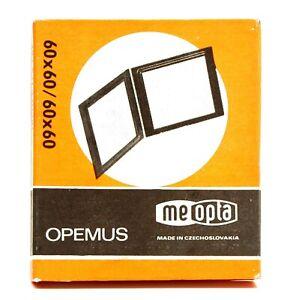 Meopta Opemus 6 & 6a Glassless Insert 6x6