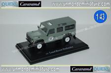 Land Rover Defender Long Vigipirate OLIEX - OL 53242VIGI - Echelle 1/43 NEWS