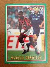 SUPERCALCIO 1996 1997 96 97 n 125 MARCEL DESAILLY Figurina Sticker Panini NEW