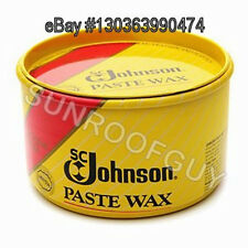 SC Johnson Paste Wax/Polish 1LB tub Floor/Polish