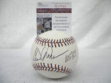 Gene Upshaw Signed Auto Oakland Raiders NFL 1995 All Star Game Baseball JSA