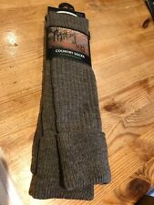 Horizon Country ToT Sock Men's Comfort Durability & Performance Sock Size 8-12