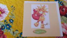 HANDMADE CARDS HAPPY BIRTHDAY FAIRY WITH PRESENTS