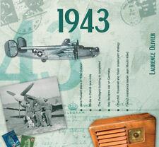 1943 Il Classico Anni 20 Pista Cd Biglietto Di Saluti