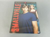NEW Smallville - The Complete Fourth Season (DVD, 2005, 6-Disc Set) SEALED