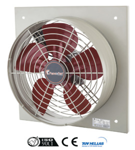 Industrial Commercial  Metal Axial Extractor Fan, Air Blower Ventilation