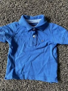 Tommy Hilfiger Baby Boy Polo Shirt 3-6 Months