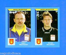 FOOTBALL 2000 BELGIO Panini-Figurina -Sticker n. 430 - INGELMUNSTER -New