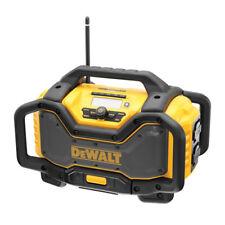DeWalt DCR027 XR FlexVolt DAB+ / FM Radio Charger - Bare Unit