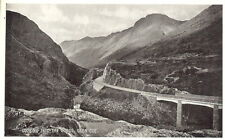 Scotland: Looking Into The Gorge, Glen Coe - Unposted c.1940s - RP