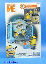Mattel  Mega Blocks Minions / DKX76 /   Fabrik - Fiasko