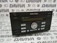 2005 Ford Focus AM FM Radio Stereo CD Player Head Unit 6000CD 4M5T-18C815-AC