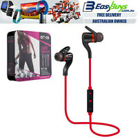 Wireless Bluetooth Sports Earphones Jaeger Fit 1 Beats Headphones Apple Samsung
