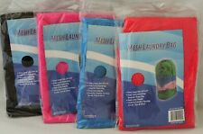 "Lot of 4 Mesh Laundry Bag 36""x24"" Great for Clothes, Toys, Beach Gear, Dorms NEW"