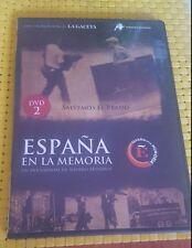 ESPAÑA EN LA MEMORIA DVD-2 SALVEMOS EL PRADO