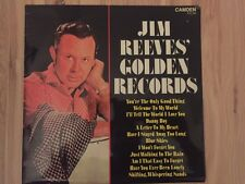 "Jim Reeves - Jim Reeves' Golden Records - 12"" Vinyl L"