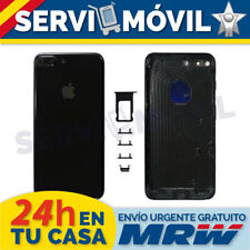 Carcasa chasis tapa bateria Apple iPhone 7 Plus negro