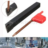 SDJCR1010H07 Lathe Indexable External Turning Tool Holder+Wrench For DCMT0702