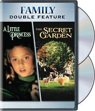 Little Princess/The Secret Garden [2 Discs] DVD Region 1